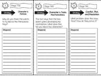 """""""Discovering the Atocha"""" Comprehension Trifold (Storytown Lesson 30)"""