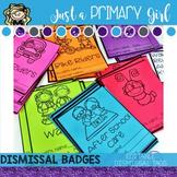 Dismissal Tags (Editable)- Dismissal Help