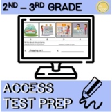 {Distance Learning} | 2nd - 3rd Grade ELL ACCESS Writing Practice