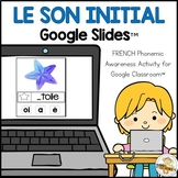 (Distance Learning)- Digital Initial Letter Sound Activity