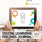 *Distance Learning* Feelings Journal