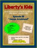 (Distance Learning) - Liberty's Kids #35 - James Armistead