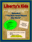 (Distance Learning) - Liberty's Kids #6 - The Shot Heard Round the World