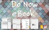 """Do Now"" eBook"