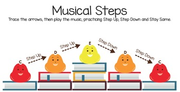 """Do Re Mi"" Unit: Video Music Lessons and Follow-up Workbook to Teach ""Do Re Mi"""