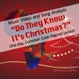 """""""Do They Know It's Christmas?"""" Music Video and Song Analysis"""