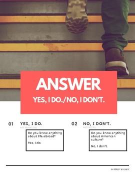 """Do you know anything about"" Pronoun Pattern English (w Korean translation)"