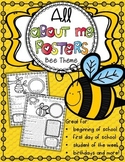 All About Me: Bee Themed