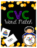$$DollarDeals$$ CVC Word-Picture Matching