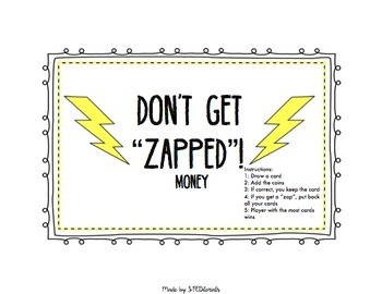 """Don't Get Zapped"" Bundle"