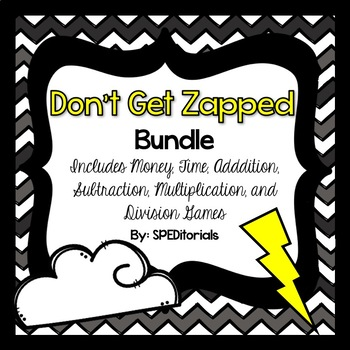 """Don't Get Zapped"" Bundle"