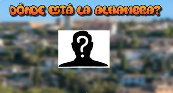 ¿Dónde está la Alhambra?