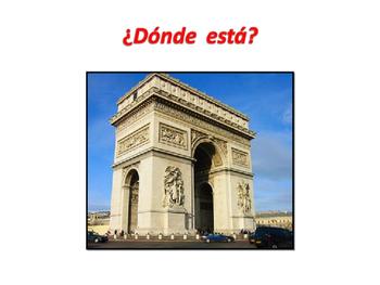 ¿Dónde  están  los  monumentos?
