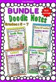 """""""Doodle Notes"""" – BUNDLE!!"""