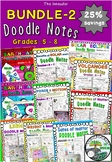 """Doodle Notes"" – BUNDLE 2 !!"