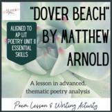 Dover Beach Poem Study
