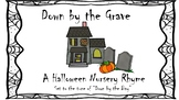 """""""Down by the Grave"""" Halloween book for Phonological Phonemic Awareness"""