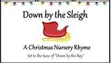 """""""Down by the Sleigh""""- Christmas book for Phonological Phonemic Awareness"""