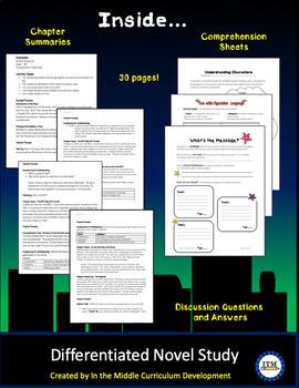 """Downsiders"" Novel Study"