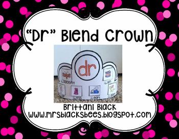 """""""Dr"""" Blend Crown"""