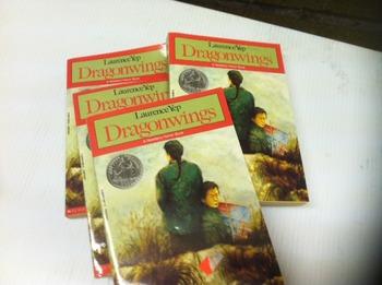 """Dragonwings"" books, by Laurence Yep - Literature Circle Set"