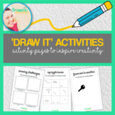 'Draw It' Activity Pages