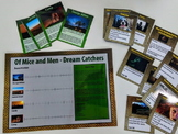 'Dream Catchers' - Of Mice and Men card game