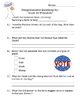 """Duck for President"" - Doreen Cronin - Vocabulary, Compreh"