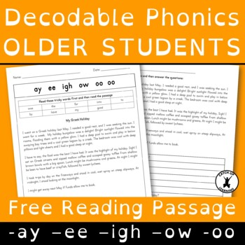 {Dyslexia worksheets} {Struggling readers} {middle school reading intervention}