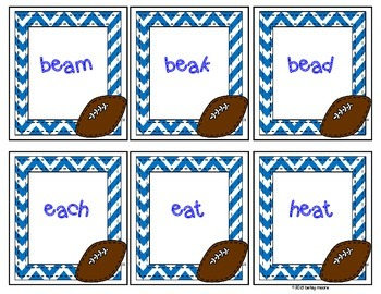 -EA Vowel Team Differentiated Game- Go Team!