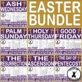 {EASTER BIBLE ACTIVITIES} {EASTER RELIGIOUS} {HOLY WEEK and EASTER}