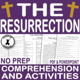 {EASTER SUNDAY} {RELIGIOUS EDUCATION EASTER} {THE RESURRECTION}