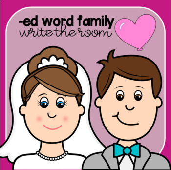 -ED Word Family Activities
