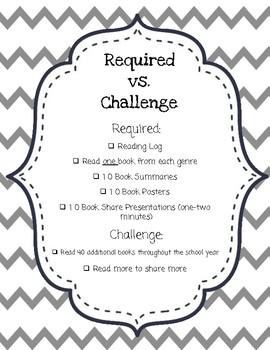 *EDITABLE* 50 Book Reading Challenge