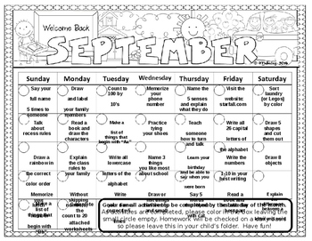 **EDITABLE** A School Year Supply of Homework Calendars (and Reading Logs)