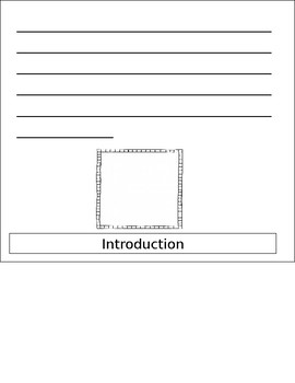 **EDITABLE** Biography Flipbooks