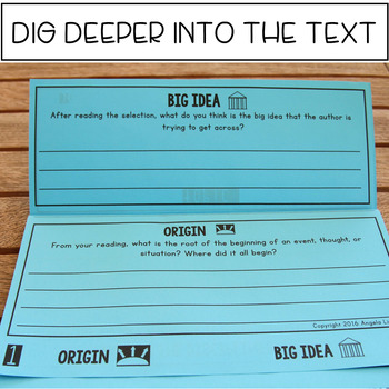 Graphic Organizers Flipbook: Non Fiction {EDITABLE COVER}