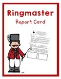 *EDITABLE* Ringmaster Report Card