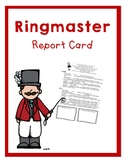 *EDITABLE* Ringmaster Report Card