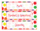 {EDITABLE} Sterillite Labels- Four Primary Patterns