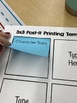 [EDITABLE] Sticky Note Printing Template