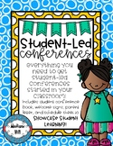 *EDITABLE* Student Led Conferences Mini-Pack
