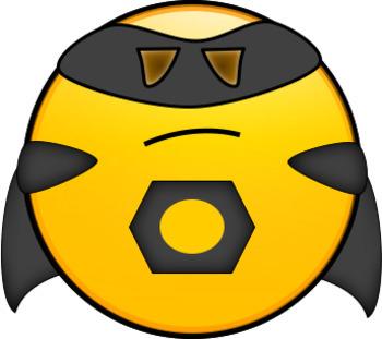EMOJI CLIP ART Emotion Faces & Smiley Faces! **5 NEW**