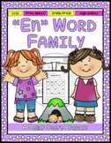 -EN Word Family Practice Printables