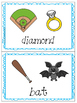*Print and Play* Grammar Builders - Memory Games - Homonyms