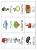 *Print and Play* Grammar Builders - Memory Games - Homonyms