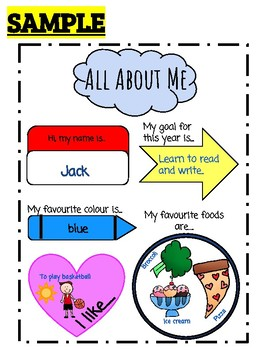 (ENGLISH) BACK TO SCHOOL ACTIVITIES for Grades 1-3