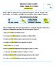 -ER -IR Regular Preterite Quiz (Avancemos 2 Unit 2 Lesson 1)