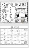 -ER Verb Conjugation Infographic