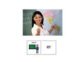 """-ER for """"Person Who""""  (Noun Derivatives)"""
